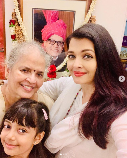 Actress Aishwarya Rai Bachchan and daughter Aaradhya discharged after testing negative for Covid-19 7