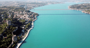 Istanbul's Bosporus: The Magical Beauty with Turquoise Color