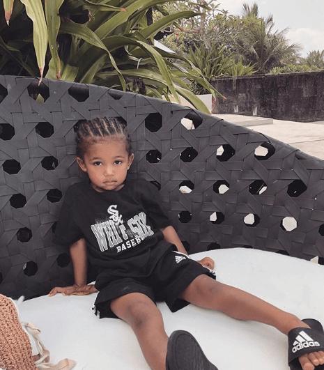 Cei 4 copii ai lui Kim Kardashian și Kanye West 4