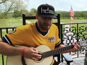 Chase Rice brings drama wherever he goes and critics slammed him on Twitter