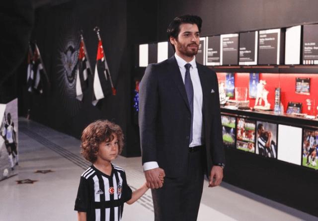Can Yaman și Özge Gürel în serialul Dolunay (Luna plină) 6