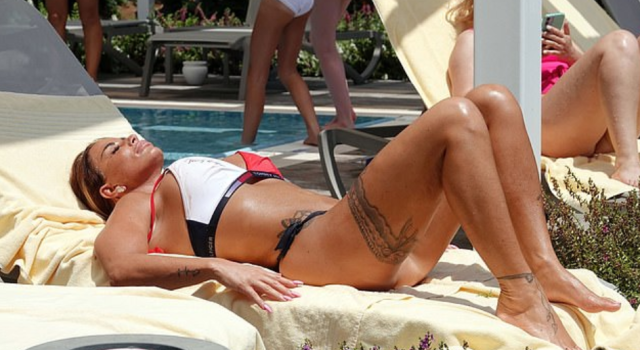 Katie Price, 42, won't be able to walk for 3-6 months after breaking her ANKLES and FEET on holiday in Turkey 3