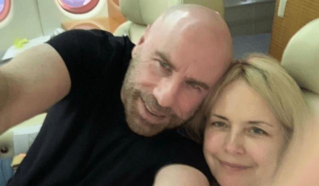 John Travolta a anunțat că soția lui, Kelly Preston, 57 de ani, a murit din cauza cancerului de sân 8