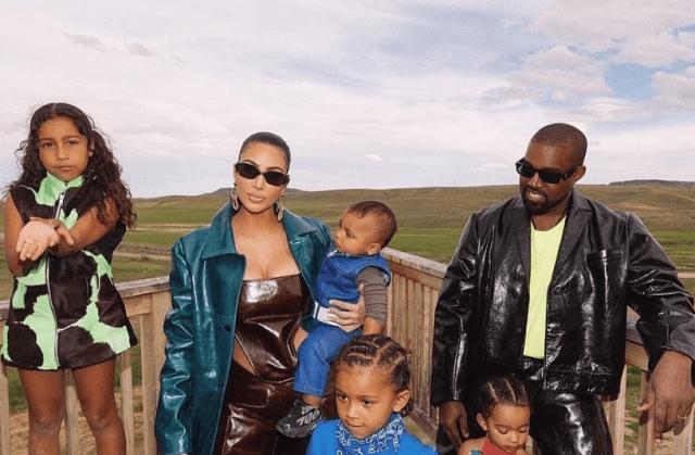 Kim Kardashian jets back home ALONE after crisis talks with Kanye West left her in tears 4