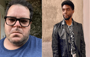 Josh Gad shares final text message from late co-star Chadwick Boseman who died Friday