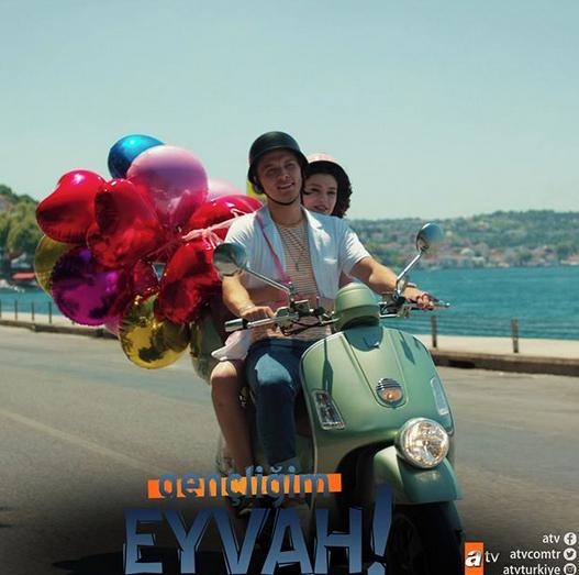 Gençliğim Eyvah (Tinerețea mea)- serial turcesc de comedie.7 Secvențe video 5