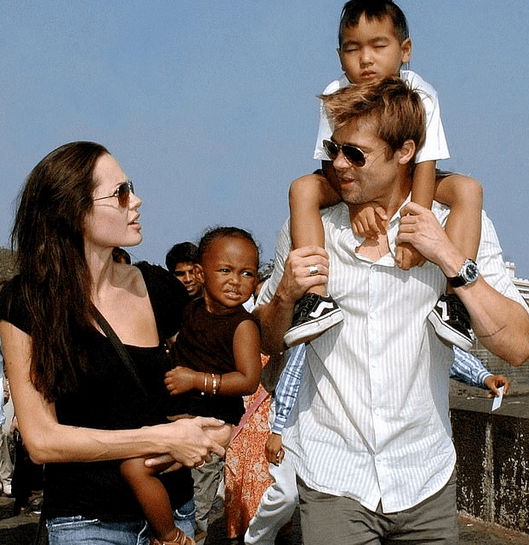 Judge contested by Angelina Jolie in Brad Pitt divorce also married them 5