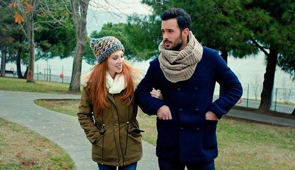 6 Secvențe Video din Kiralik Așk cu Barıș Arduç și Elçin Sangu.Un serial fascinant! 16