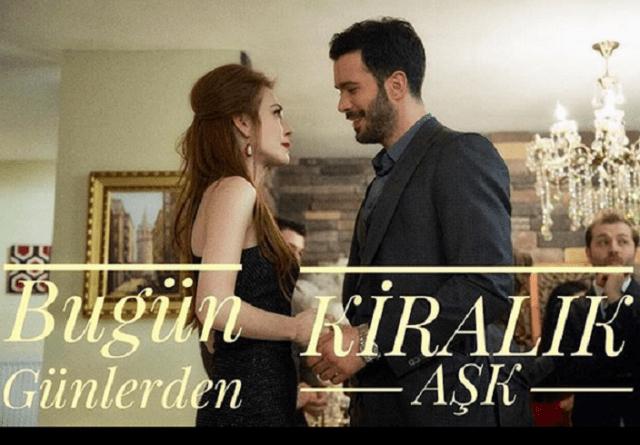 6 Secvențe Video din Kiralik Așk cu Barıș Arduç și Elçin Sangu.Un serial fascinant! 11