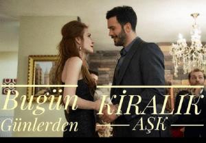 6 Secvențe Video din Kiralik Așk cu Barıș Arduç și Elçin Sangu.Un serial fascinant!