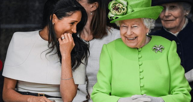 The Queen, Kate Middleton and Prince William wish Meghan Markle happy birthday on Instagram as the Duchess turns 39 5