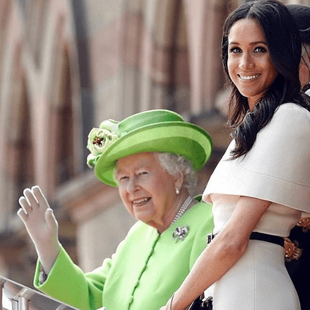 The Queen, Kate Middleton and Prince William wish Meghan Markle happy birthday on Instagram as the Duchess turns 39 3