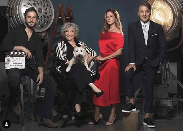Menajerimi Ara (Sună-mi impresarul) - un nou serial turcesc ce va apărea în 2020.Secvențe video 8