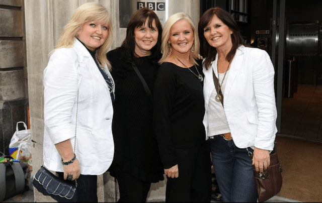 Nolan sisters Linda and Anne battle cancer together after being diagnosed just DAYS apart - seven years after losing sibling Bernie to the disease 2