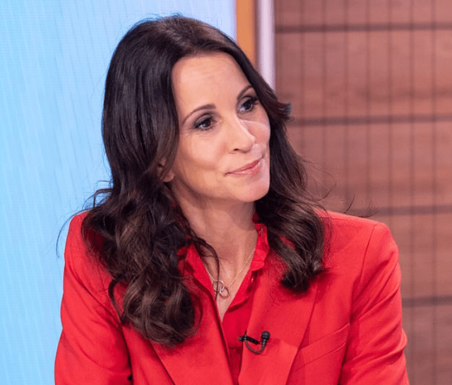 ANDREA McLEAN reveals the devastating battle she's been hiding:'At my lowest point, I was suicidal' 4