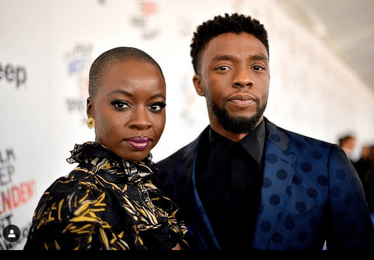 Chadwick Boseman teared up discussing meaning of 'Black Panther' to boys with cancer 3