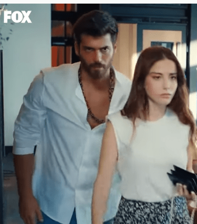 Episodul 12 din Bay Yanliș (Domnul Greșit) cu Can Yaman și Ozge Gurel. Secvențe Video 4