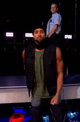 Britain's Got Talent fans are left in awe as Diversity storm the stage with a raw Black Lives Matter-inspired performance.'Brought tears to my eyes!' 12