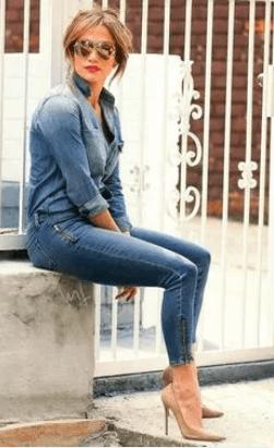 Jennifer Lopez, 10 ipostaze diferite 11