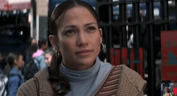 """Jennifer Lopez în filmul """"Camerista"""" 4"""