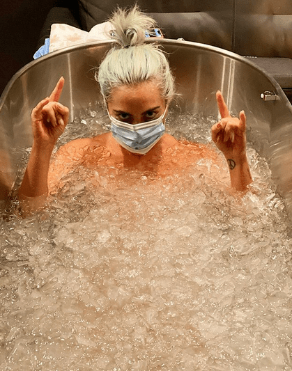 """The secret symbolism behind Lady Gaga's VMAs 2020 hair color:The philosophy behind the superstar's new album """"Chromatica 9"""