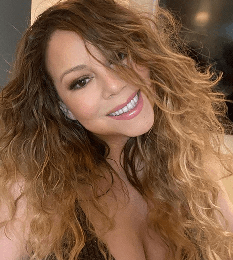 "Mariah Carey  recently spoke about her experience on ""The Ellen Show"" in 2008 :She being forced to reveal her pregnancy 9"
