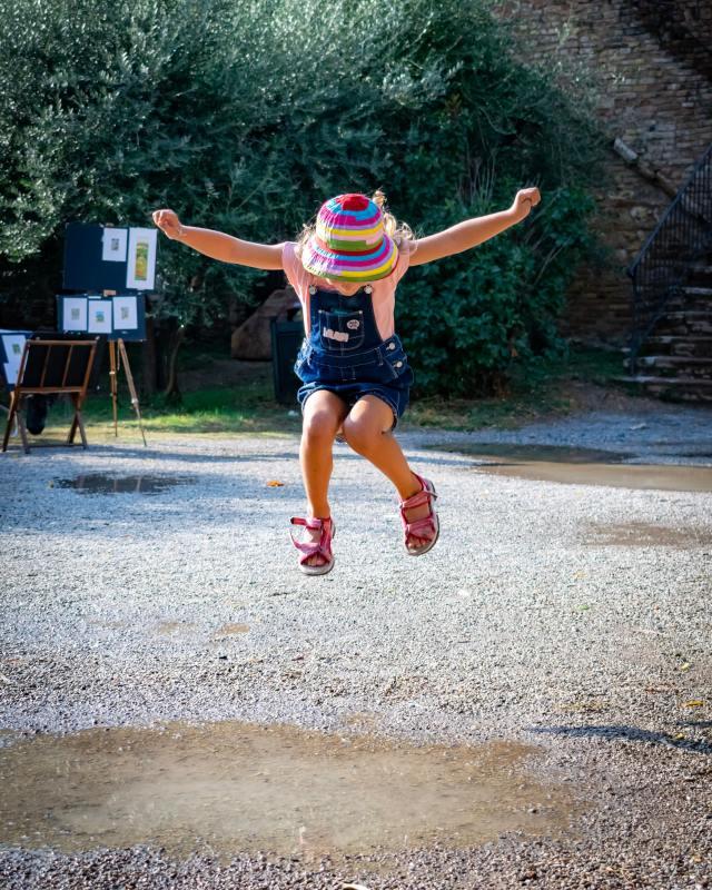 Fetiță de 3 ani cu sindrom Down, se vindecă pe echilibrare nutrițională 3