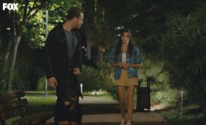 Episodul 8 din Sen Çal Kapımı (Bate la ușa mea) cu Hande Erçel și Kerem Bürsin.  Secvențe Video