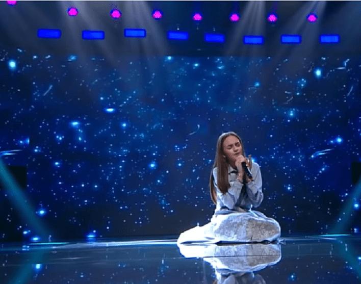 Andrada Maria Ghiduruș x factor 2020