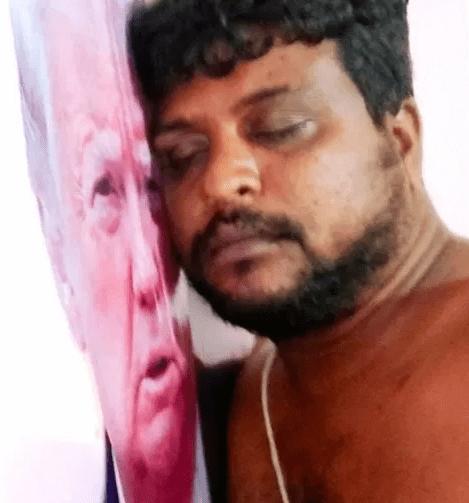 """Bussa Krishna, 35 de ani, fanul președintelui SUA,  a murit """"din cauza îngrijorării pentru Donald Trump"""" care s-a îmbolnăvit de COVID 7"""