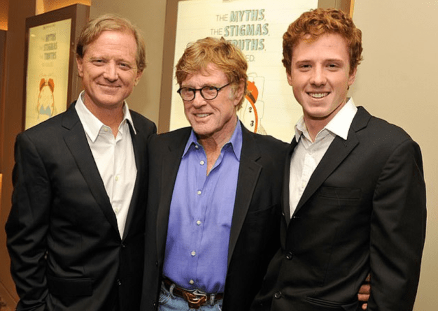 Fiul lui Robert Redford, James Redford, 58 de ani, a murit după o luptă grea împotriva cancerului de ficat 7