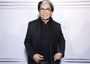 Kenzo Takada, iconic Japanese designer, dead at 81 of COVID-19 complications