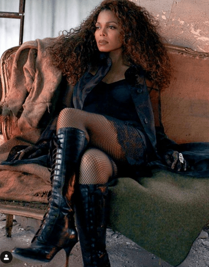 Janet Jackson, dezvăluiri despre lupta înfricoșătoare cu depresia 2