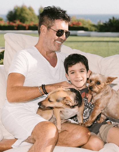 Simon Cowell walking 10K steps a day and swimming regularly as he recovers from horrific bike crash 7