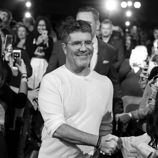 Simon Cowell walking 10K steps a day and swimming regularly as he recovers from horrific bike crash 4