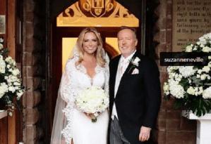 Michelle Mone, 49, finally married billionaire Doug Barrowman, 55