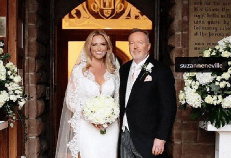 Michelle Mone married Doug Barrowman