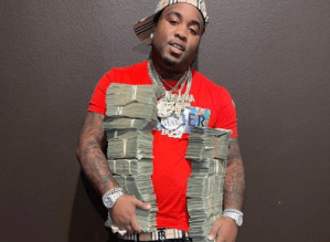 Rapper Mo3, 28, has been killed in a terrifying daylight shooting in Texas