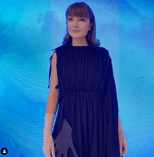 """Cântăreața Alexandra Ungureanu, 38 ani, câștigătoarea concursului """"Bravo, Ai stil! Celebrities"""" 14"""