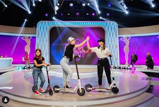 """Cântăreața Alexandra Ungureanu, 38 ani, câștigătoarea concursului """"Bravo, Ai stil! Celebrities"""" 15"""