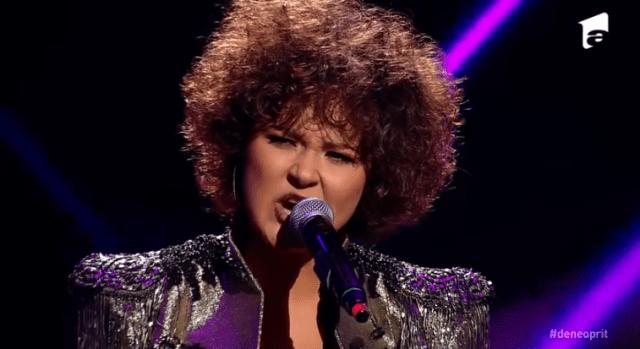 """Alina Dincă, interpretare memorabilă în Bootcamp pe scena X Factor:"""" Fate"""" 3"""