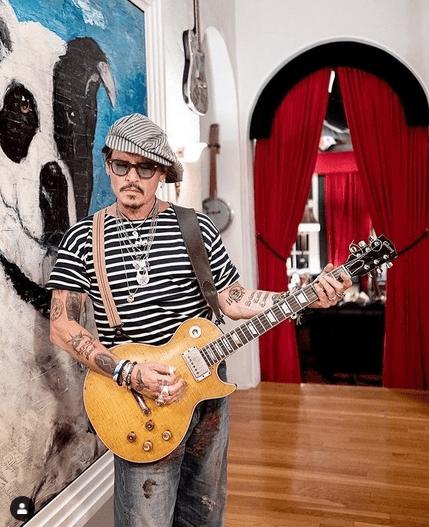 Johnny Depp de nerecunoscut 2