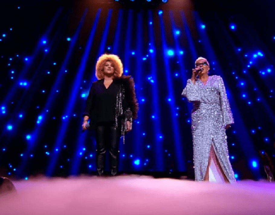 Sonia Mosca și Monica Anghel în finala X Factor România 2020