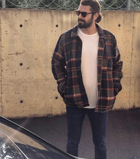 Furkan Palali, o carieră impresionantă:Actor, model și baschetbalist 9