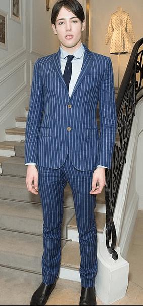 Harry Brant, fiul miliardarului Peter Brant și al supermodelului Stephanie Seymour, a murit la 24 de ani 9