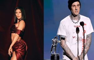 Kourtney Kardashian confirms Travis Barker romance in Instagram post
