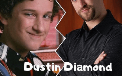 Dustin Diamond, Screech a murit