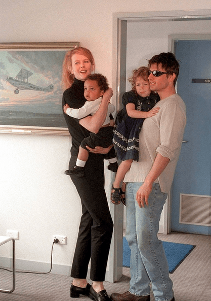 Nicole Kidman and Tom Cruise's adopted son Connor, 26, looks almost unrecognisable 4