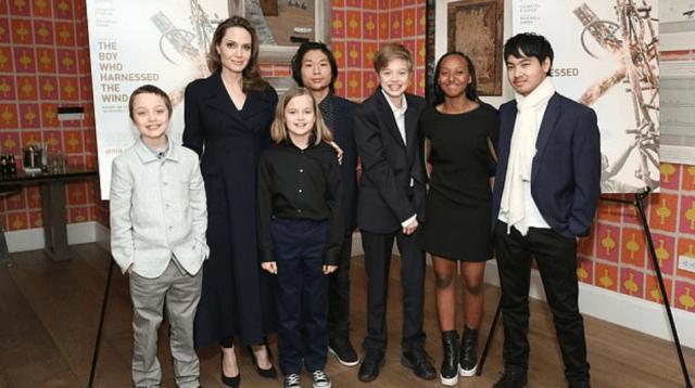 Angelina Jolie's son Maddox gave less-than 'flattering' testimony against dad Brad Pitt 3