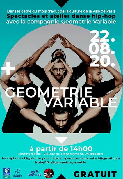 Românii au talent 2021: Géométrie Variable, un dans aproape perfect 5